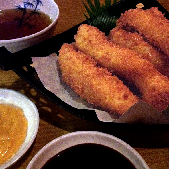 Fried Calamari @ Hon Machi Sushi and Teppanyaki