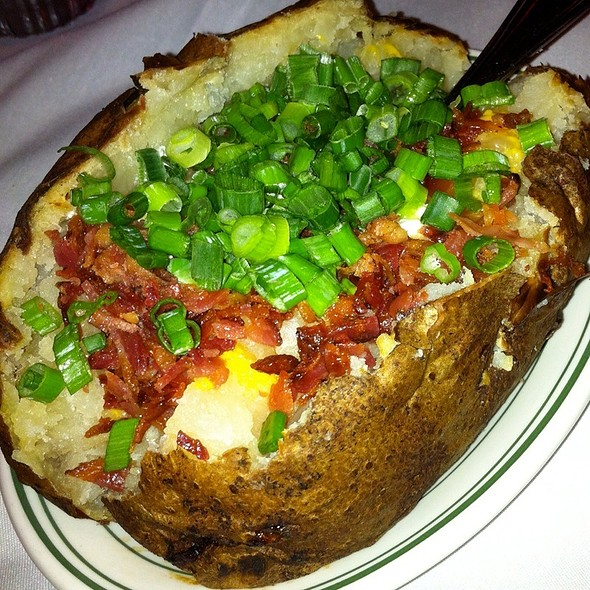 Baked Potato - Red Tracton's, Solana Beach, CA