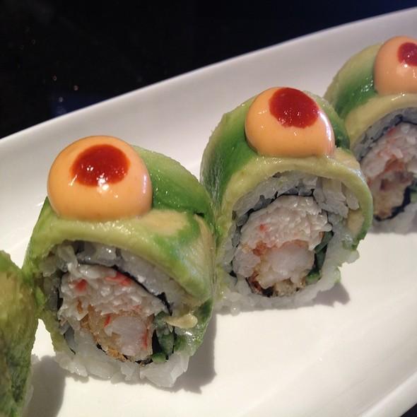 Mexican Roll @ Otoro Sushi
