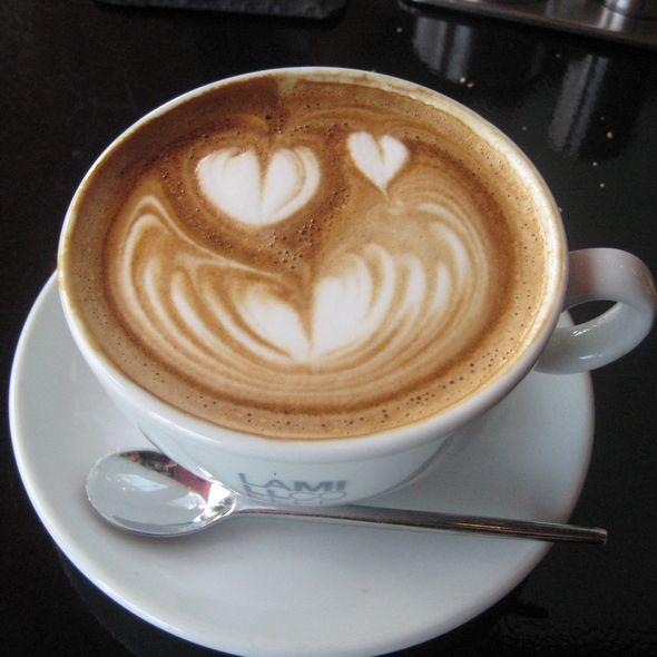 Latte @ LAMILL Coffee Boutique