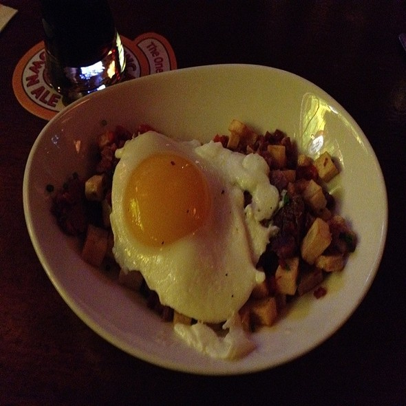 Corned Beef Hash @ Mac McGee's