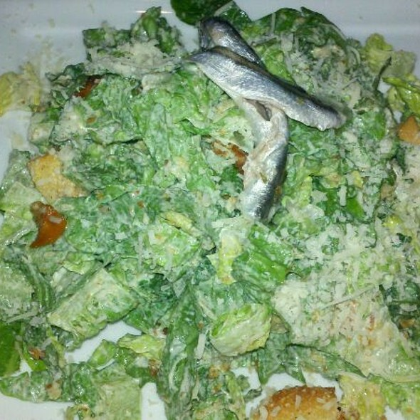 Caesar Salad - The People's Kitchen & Citizen Wine Bar, Worcester, MA