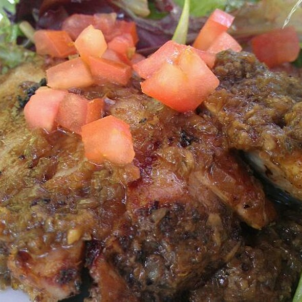 Jerk Pork @ Coconuts Caribbean Restaurant-Bar
