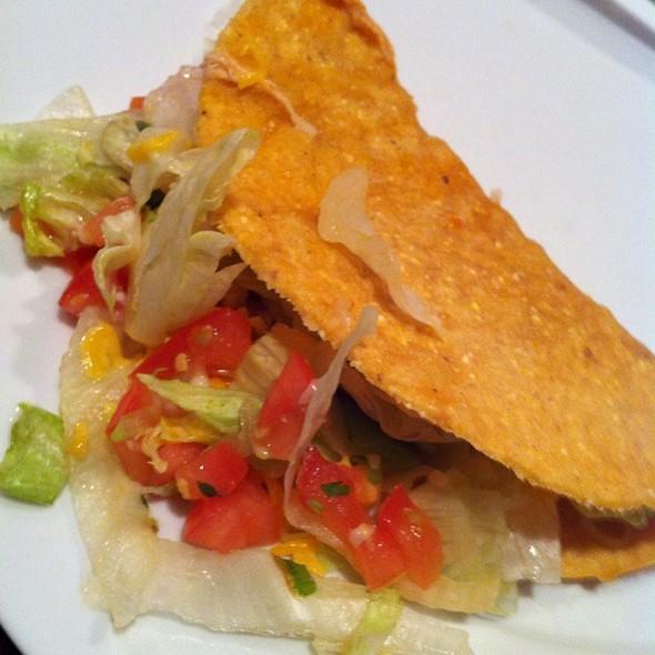Chicken Taco @ Casa Durango