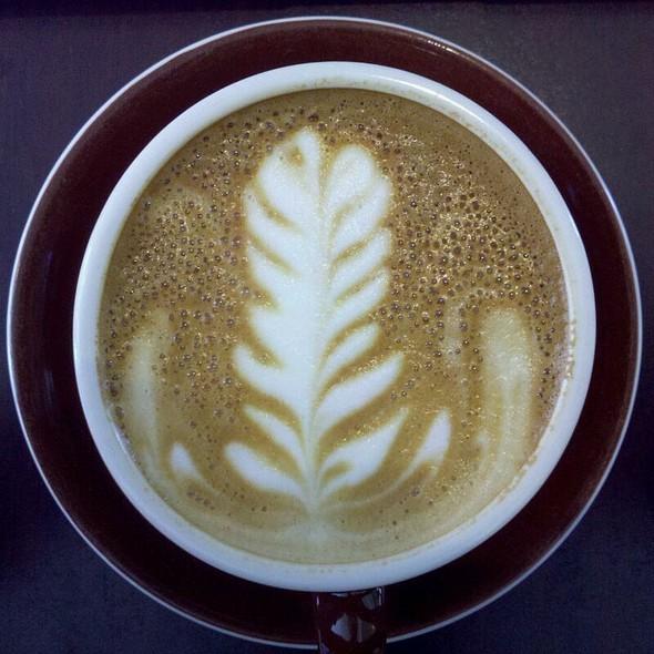 Cafe Latte @ Cafe Capriccio
