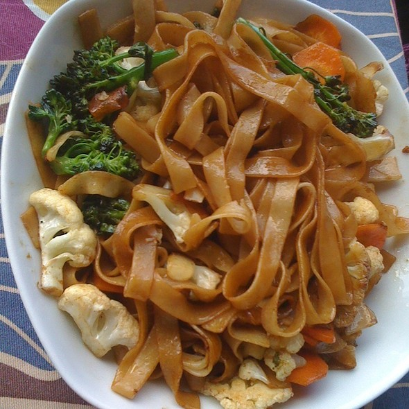 Tagliatelli De Legumes @ BARCO BOADOR