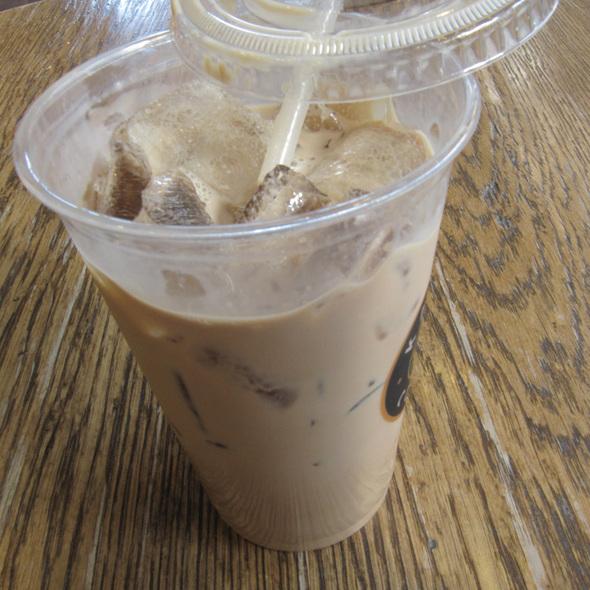 Mocha @ Kayak's Coffee & Provisions