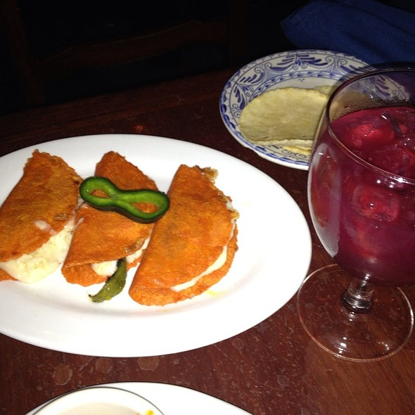 Quesadilla And Sangria @ Colibri Mexican Bistro
