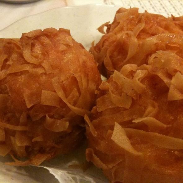 how to make shrimp balls dim sum