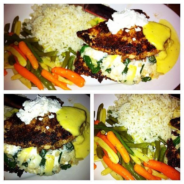 Chicken Florentine @ Fishbone's