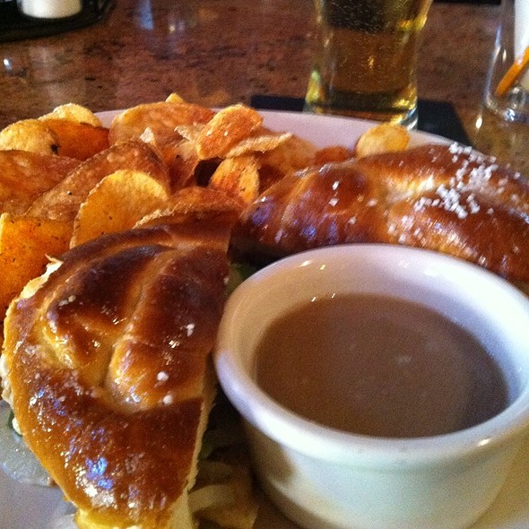The Welch Dip @ The Pub Tampa
