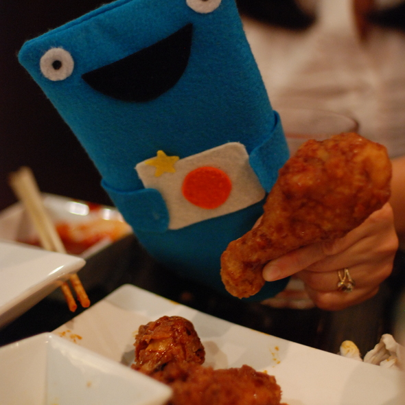 Bon Chon (Korean Fried Chicken) @ Boka