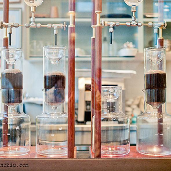 Coffee @ Blue Bottle Coffee Kiosk