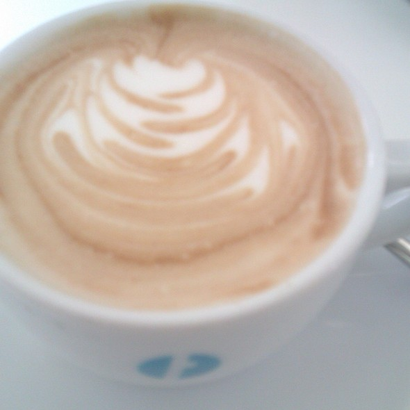 Cappuccino @ Tribeka Reiterkaserne