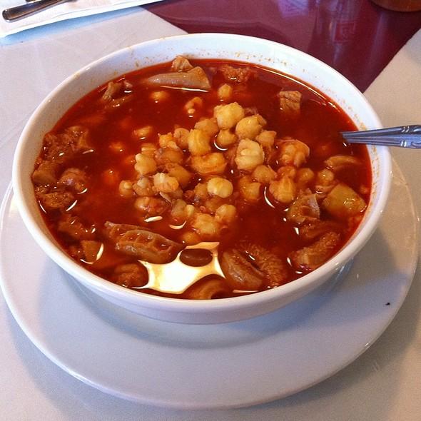 Menudo @ Gallardos Mexican Food