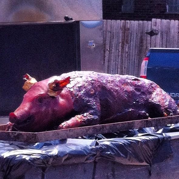Whole Hog @ Civil Life Brewing Co