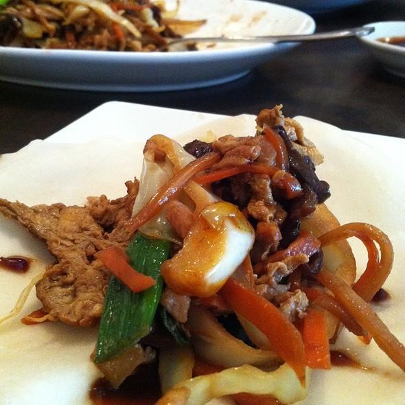 Mu Shu Chicken @ Asian Legend
