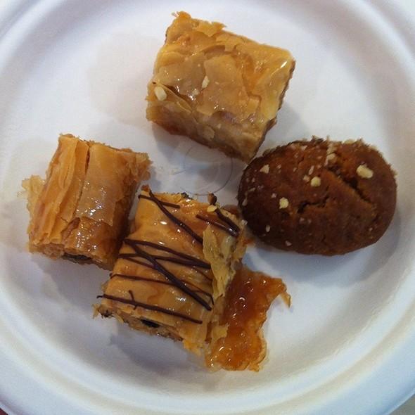 Greek Sweets @ Artopolis Bakery Inc