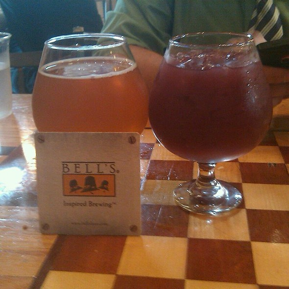 Sangria @ Bell's Brewery