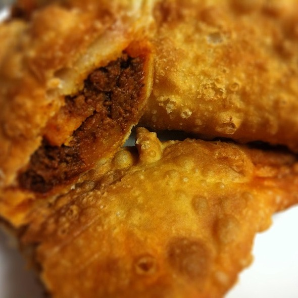 Chorizo And Potato Empanada @ Johnny Pacific