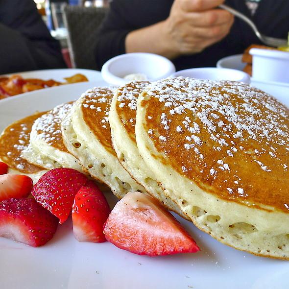 pancakes - Sarabeth's TriBeCa, New York, NY