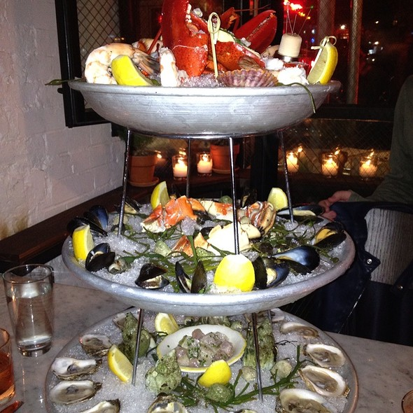Prima Seafood Tower @ Prima