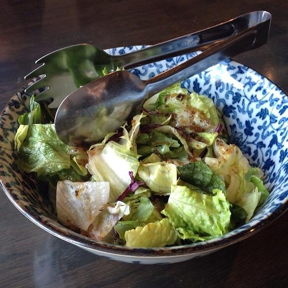 Salad @ Suika Japanese Izakaya