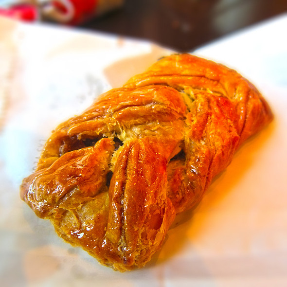 pineapple pastry @ Jean Philippe Patisserie