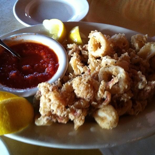 Calamari Friti