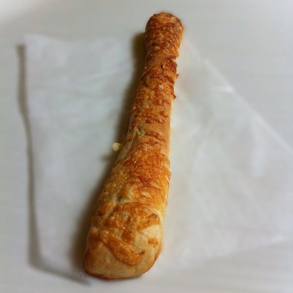 Asiago Cheese Breadstick @ Au Bon Pain