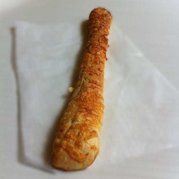 Asiago Cheese Breadstick @ Au Bon Pain