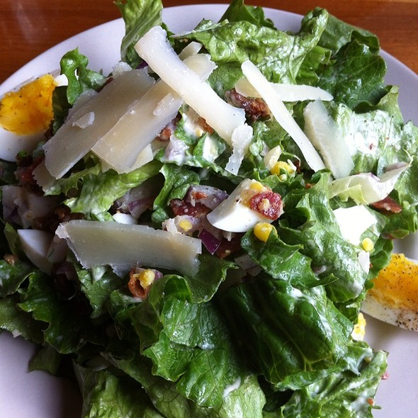 Green Leaf Salad - The Frog and Turtle, Westbrook, ME
