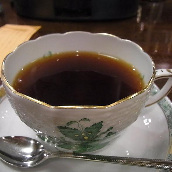 Panama Geisha Coffee @ 東出珈琲店