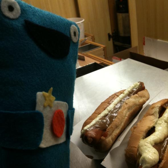 Hot Dog @ Baejarins Bestu Pylsur