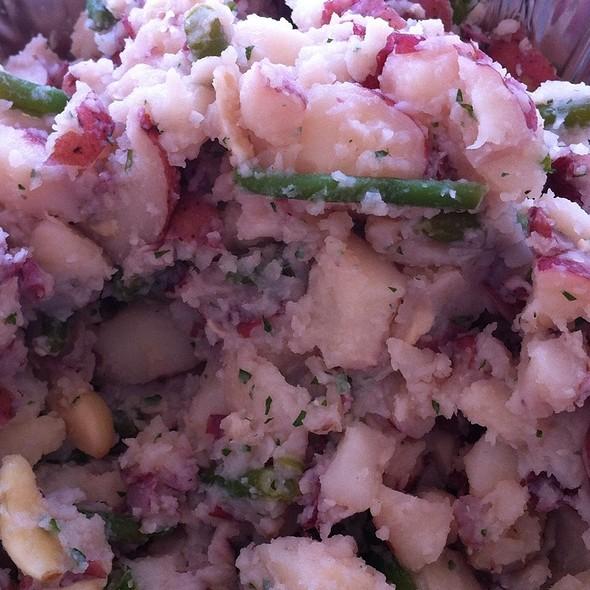 Potato & Green Bean Salad @ Civil Life Brewing Co