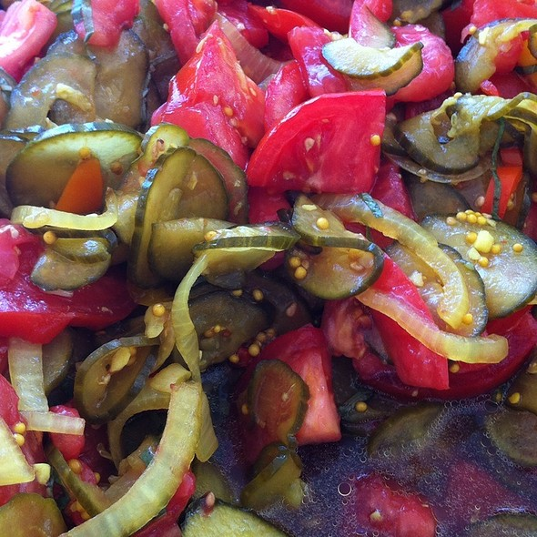 Tomatoes and Cucumbers @ Civil Life Brewing Co