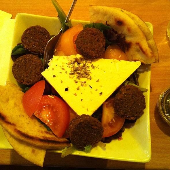 Greek Salad @ Pita Pan