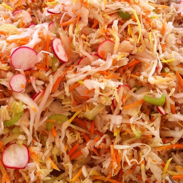 Slaw @ Civil Life Brewing Co