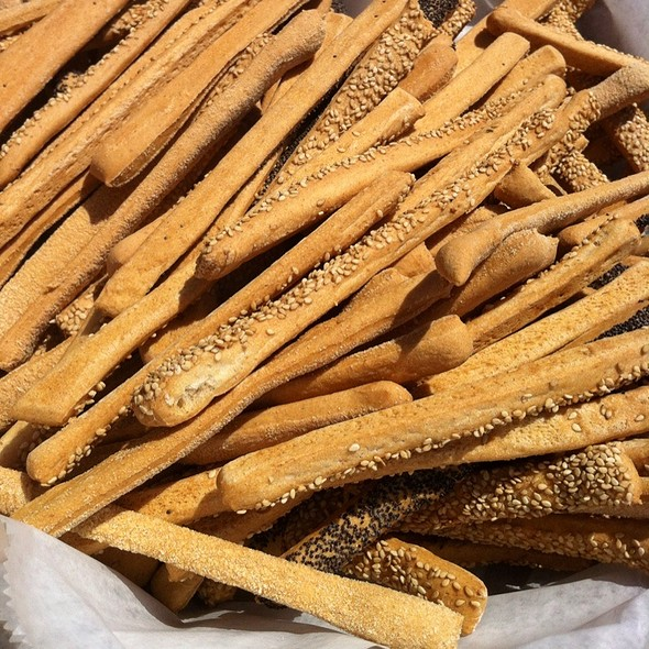 Breadsticks @ Civil Life Brewing Co