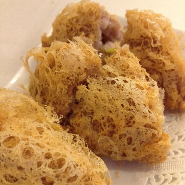 Wu Gok - Deep Fried Taro Dumpling @ Asian Pearl Seafood Restaurant