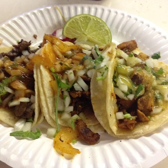 Tacos Al Pastor, Pollo, Carne Asada @ La Costa
