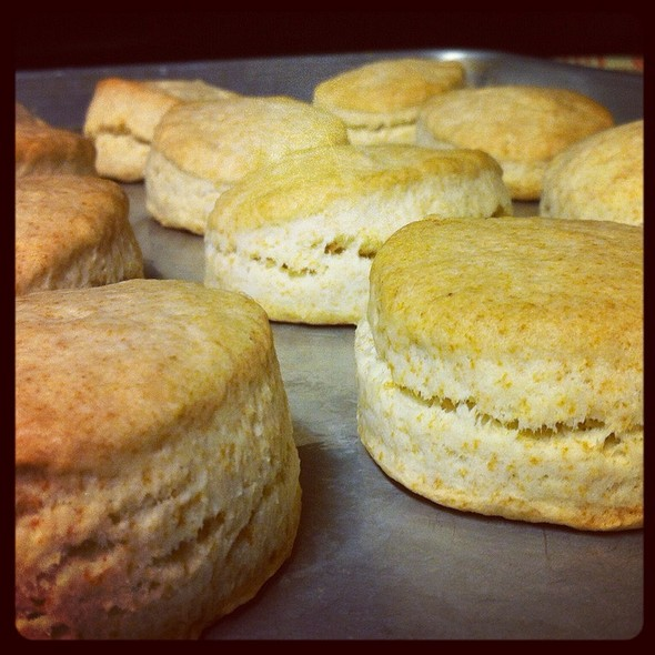 Biscuits @ Kam's Home Kitchen