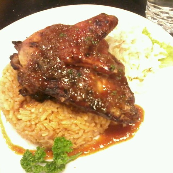 Roasted Chicken @ Almon Marina Sm Southmall