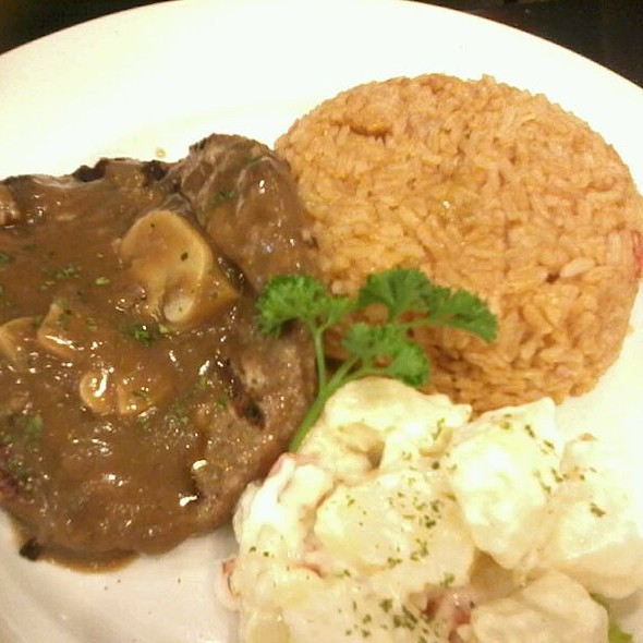 Grilled Salisbury Steak @ Almon Marina Sm Southmall