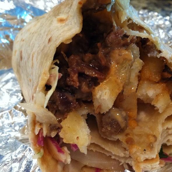 Og Burrito @ Coreanos Houston