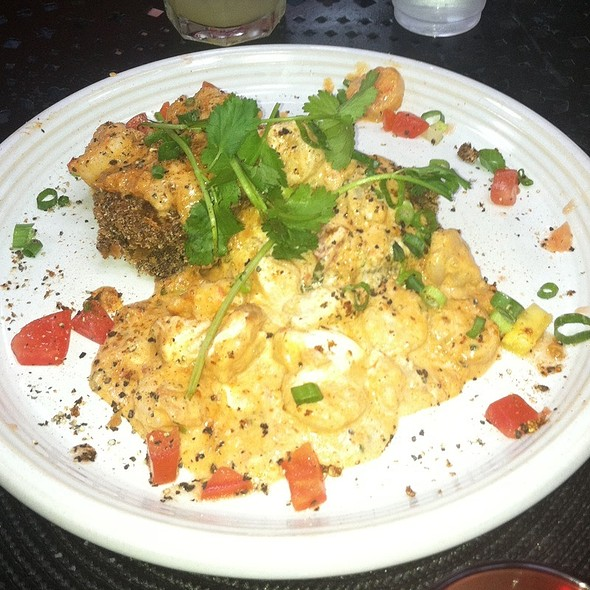 Fried Green Tomatoes @ Diego's