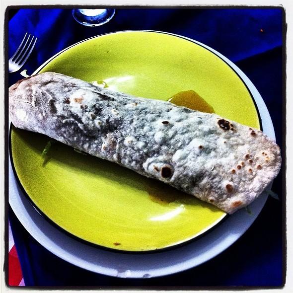 Burrito especial