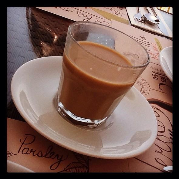 Masala Tea @ Villa Mamas