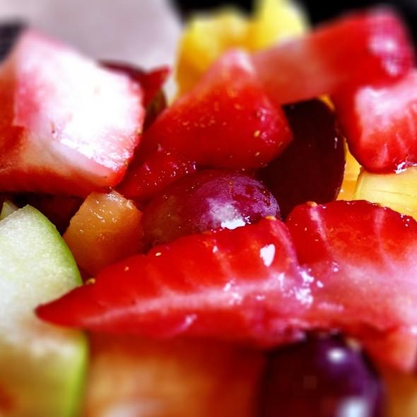 Mixed Fruit Salad @ Corner Bakery Cafe