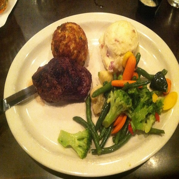 Surf And Turf @ Moose Creek Steakhouse